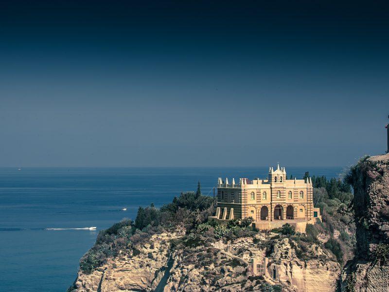 Calabrië - kasteel