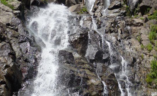 Cascate del Marmarico: grootste watervallen van Calabrië