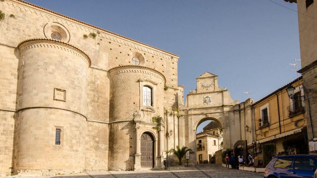Gerace - kathedraal