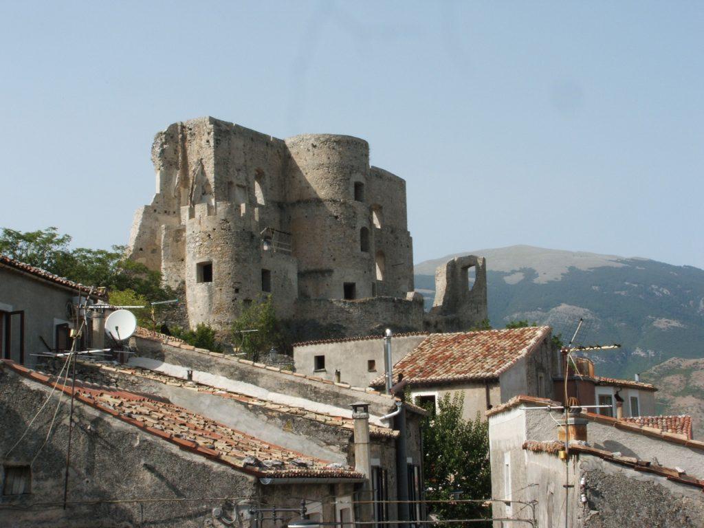 Morano - kasteel