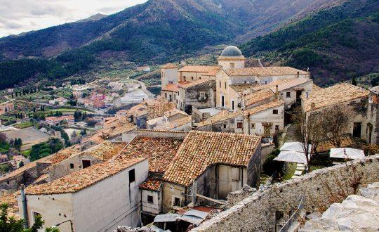 Stedentip: Morano