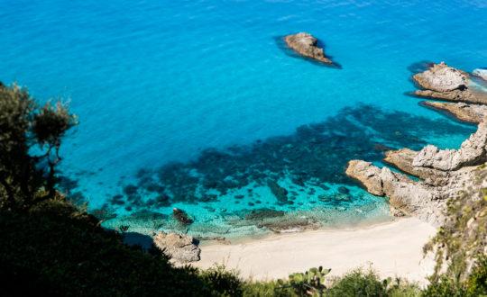 3x mooie stranden in Calabrië