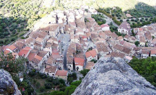Op ontdekking in Civita