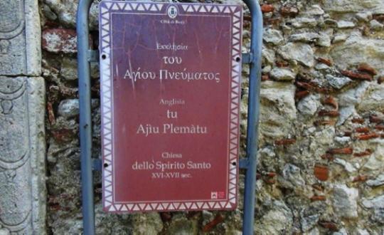De laatste Grieken in Calabrië