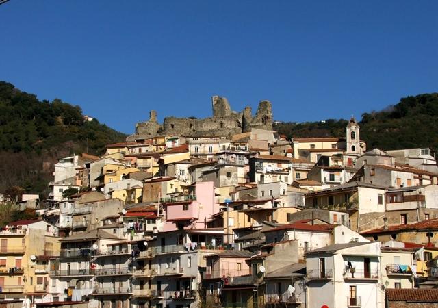 castello lamezia