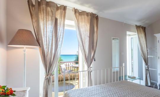 Villetta Romantica: een gloednieuw verblijf met uitzicht op zee