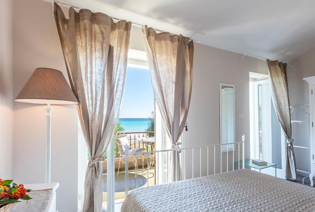 Villetta Romantica slaapkamer